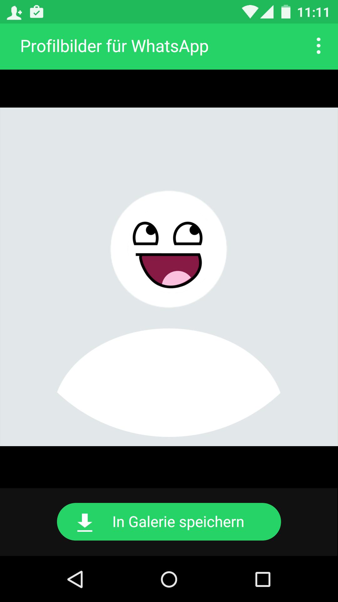 4 - WhatsApp Profilbilder
